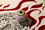 eyeball by lovethejoker
