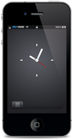 Simple Clock HD by Laurent38