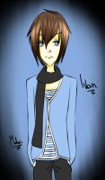 New Oc - Ivan by MidoriKuro-chan10
