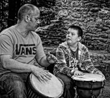drummers by derrybarry