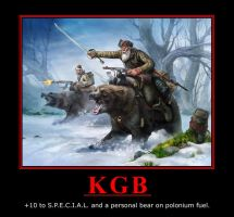 KGB ver.1 by GodSlayer-1