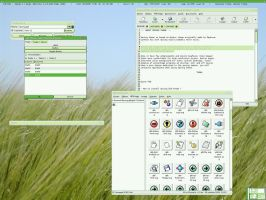 Spring-gtk for GTK-2.x by THR4K