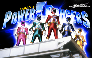 Power Rangers Lightspeed Rescue by ShoguN86