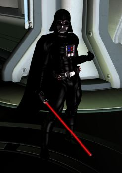 Lord Vader by SciFiZone