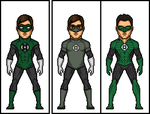 Comic 2 Film: Green Lantern by MicroManED
