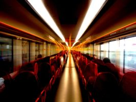 Train in Movement by aengys