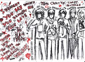 My Chemical Romance by darkwaylovesMCR
