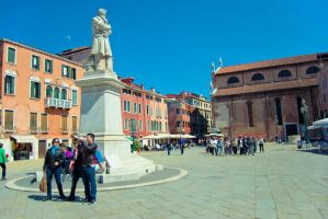 Venice square by sunflower983