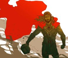 Thor by Pulvis