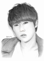 Sunggyu -INFINITE by Destinyrung95
