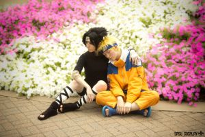 Safe in my Embrace by Sasu-Cosplay