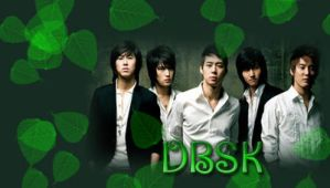 WALL PSP OF DBSK 4 by RainboWxMikA