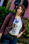 Claire Redfield 5 by Insane-Pencil