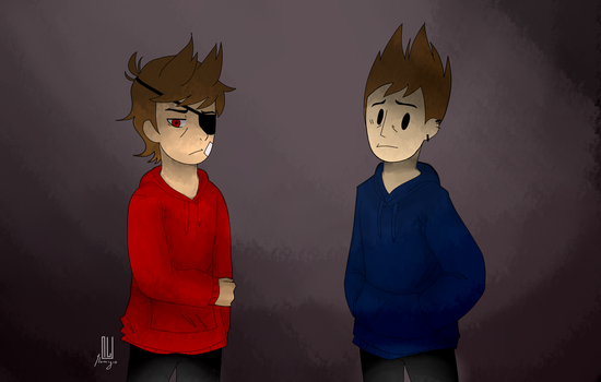 Tom and Tord (both of you) by ilumigio