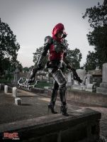 Amongst graves by FantasyNinja