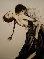 The Angel of Darkness Romance by angelicasylum