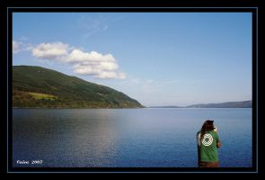 Loch Ness by Caica1