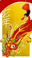 Year of the Dragon by Vilva