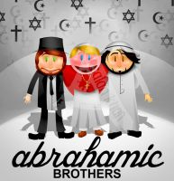 Abrahamic Brothers by ArsalanKhanArtist