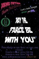 May the Farce Be With You by Angelawolf13