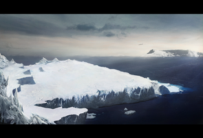 The Iceberg by marcocasalvieri
