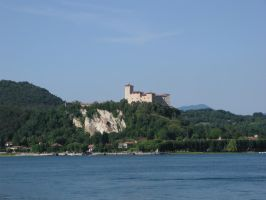 Angera Castle - Italy by mikilake92