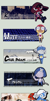 Lol, Banners by koisnake