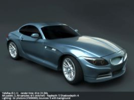 Bmw z4 update by koleos33