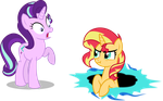 Sunset does not approve by Orin331