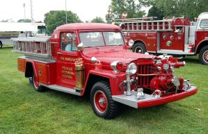 1958 Willys by JDAWG9806