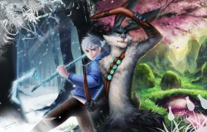 Rise of the Guardians by ColnChen