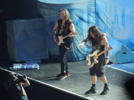 Iron Maiden 03.06.14 by BohemianSherilyn