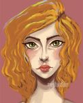 Redhead #2 by Willowie