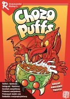 Chozo Puffs by Pinteezy