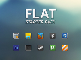 Flat - Starter Pack by ap-graphik
