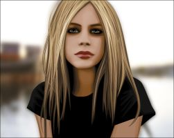 Avril by m0nobody