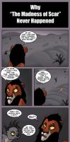Madness of Scar by Dr-Reggie