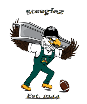 SteagleZ Football logo by WallHaxx