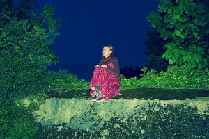 Laurette in the forest 01 by Magical-Night