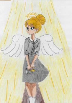 Angel Kate Marsh by Wild-BlueJay