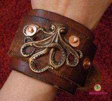 Octo cuff by missmonster