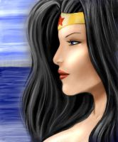 Wonder Woman by RPlatt by gypsyleo