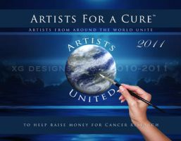 Artists for a Cure Cover by xgnyc