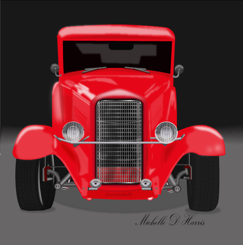 32-ford by michelledh
