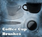 Coffee Cup Brushes by remygraphics