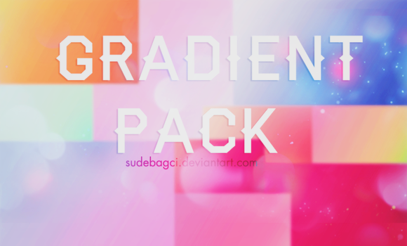 Gradient TEXTURE PACK #5 by SudeBagci