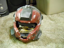 Halo 3 CQB Helmet by Chesca01