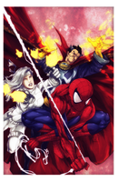 BA_avenging Spiderman by H1W0