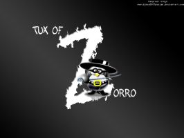 Tux of Zorro by djBoy0007punjab