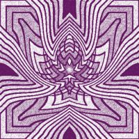 Abstract Lotus by KirstenStar